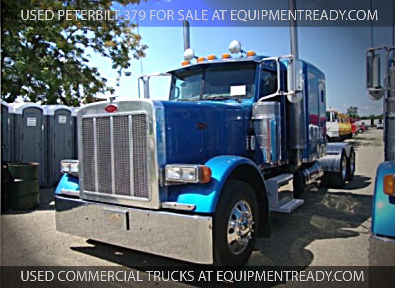 Used Peterbilt 379 For Sale