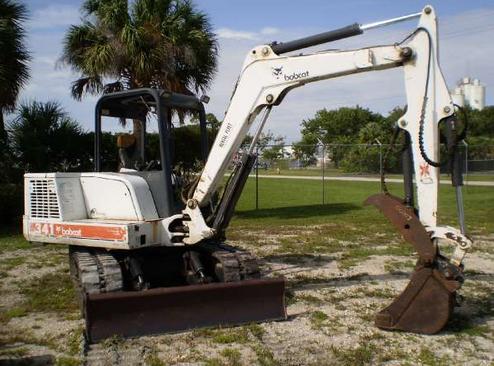 1999 Bobcat Used Mini Excavator For Sale. Price: $12,900.00