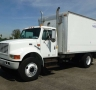 USED 1999 INTERNATIONAL VACUUM TANK 4900 SERVAC VACUUM EXCAVATION TRUCK1