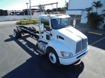 2018 Cab & Chassis Kenworth T370 Cab & Chassis