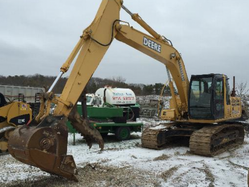 USED 2003 JOHN DEERE OTHER EXCAVATOR