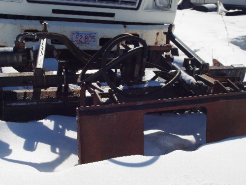 USED 2010 OTHER OTHER HEAVY HARLEY RAKE ATTACHMENT SKID STEER