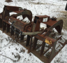 USED 2010 OTHER OTHER ROOT RACK SKID STEER1