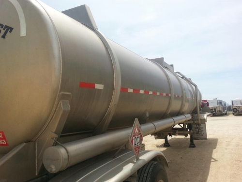 USED 2012 OTHER TANK DOT 407 WEST MARK