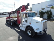 2011 Roll-off Kenworth T800 Grapple Roll Off