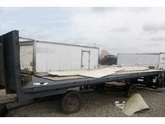 USED 1998 MOFFET OTHER 22' FLAT