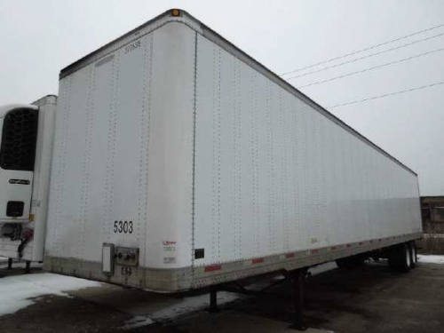 USED 2000 TRAILMOBILE DRY VAN OTHER