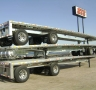 USED 2016 MANAC FLATBED FLAT BED1