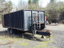 1998 Dump Other Box Trailer
