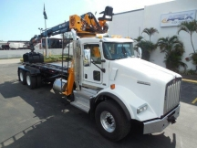 2016 Roll-off Kenworth T800 Grapple Roll Off