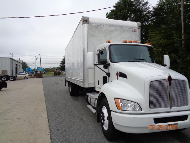 2013 Other Kenworth T270