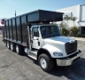 USED 2009 FREIGHTLINER GRAPPLE M2 112 GRAPPLE2