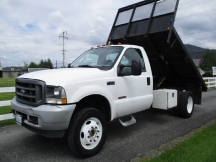 2004 Cab/chassis Truck Ford F450