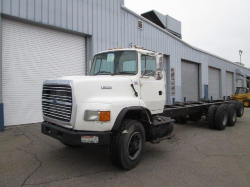 USED 1994 FORD CAB/CHASSIS TRUCK LTS9000