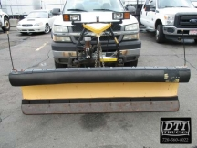 Other Heavy Other 8'w Fisher Snow Plow
