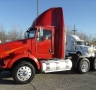 USED 2011 KENWORTH TRACTOR TRUCK W/O SLEEPER T8001