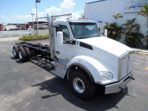 2019 Cab & Chassis Kenworth T880 Cab & Chassis